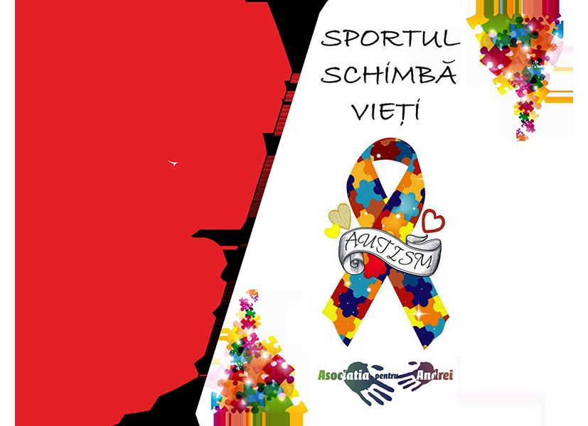 ASR Special - Sportul schimbă vieți - program pentru incluziunea socială a copiilor cu autism